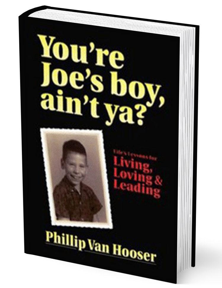 You're Joe's Boy, Ain't Ya? (Paperback, Kindle) image