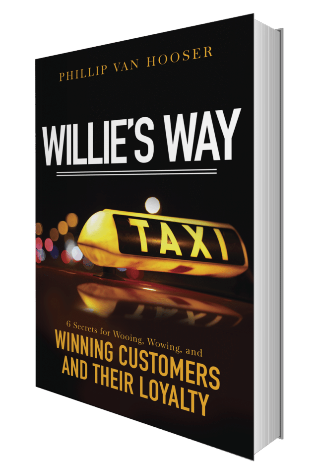 Willie's Way: 6 Secrets to Woo, Wow and Win Customer Loyalty (Kindle, Paperback) image